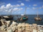 Lamu Town waterfront